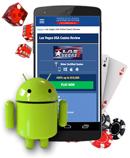 Las Vegas USA Online Casino Mobile Android App