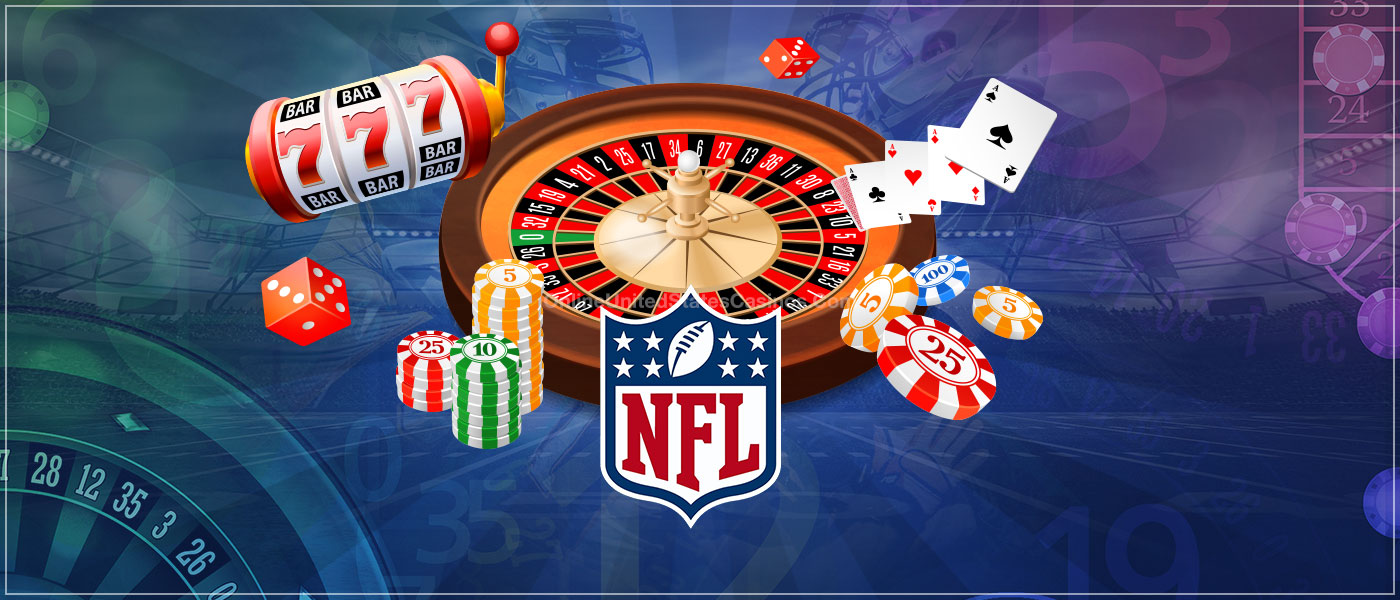 NFL Teams and Online Casino Games