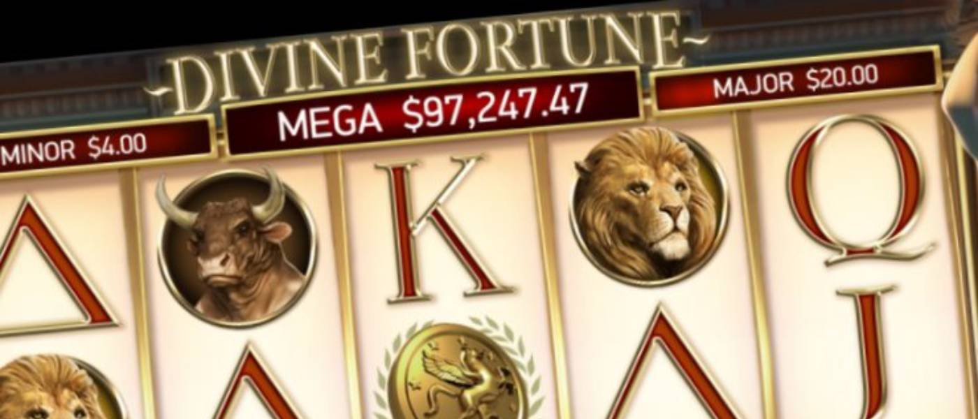 SugarHouse Divine Fortune Pays Out Jackpots