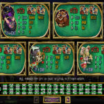 Bubble Bubble 2 Slot Game Pay Table and Payouts