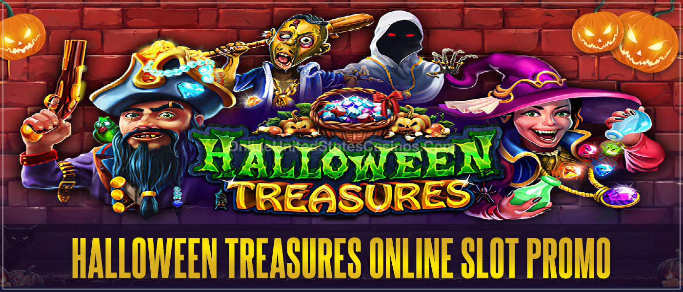 Halloween Treasures Online Slot