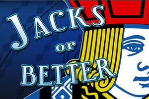 Intertops Casino Red Jacks or Better Video Poker