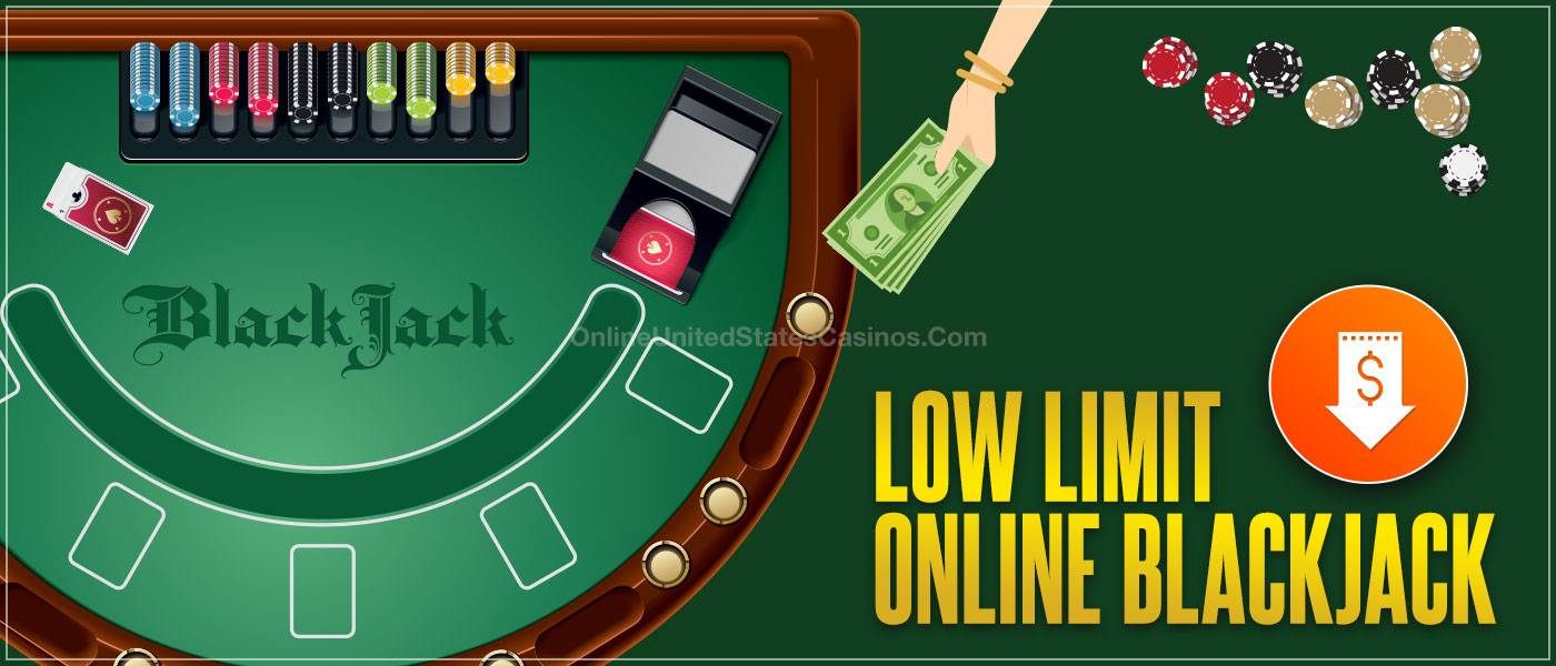 Low Limit Real Money Online Blackjack Games