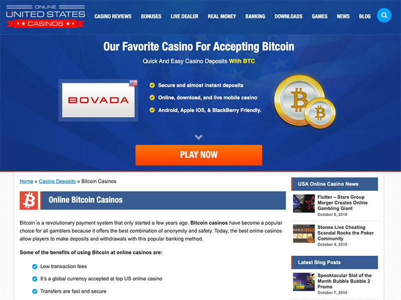 Bitcoin Casino Software - The Facts