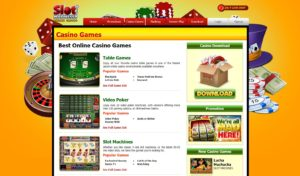 Slot Madness Online Casino Games Selection