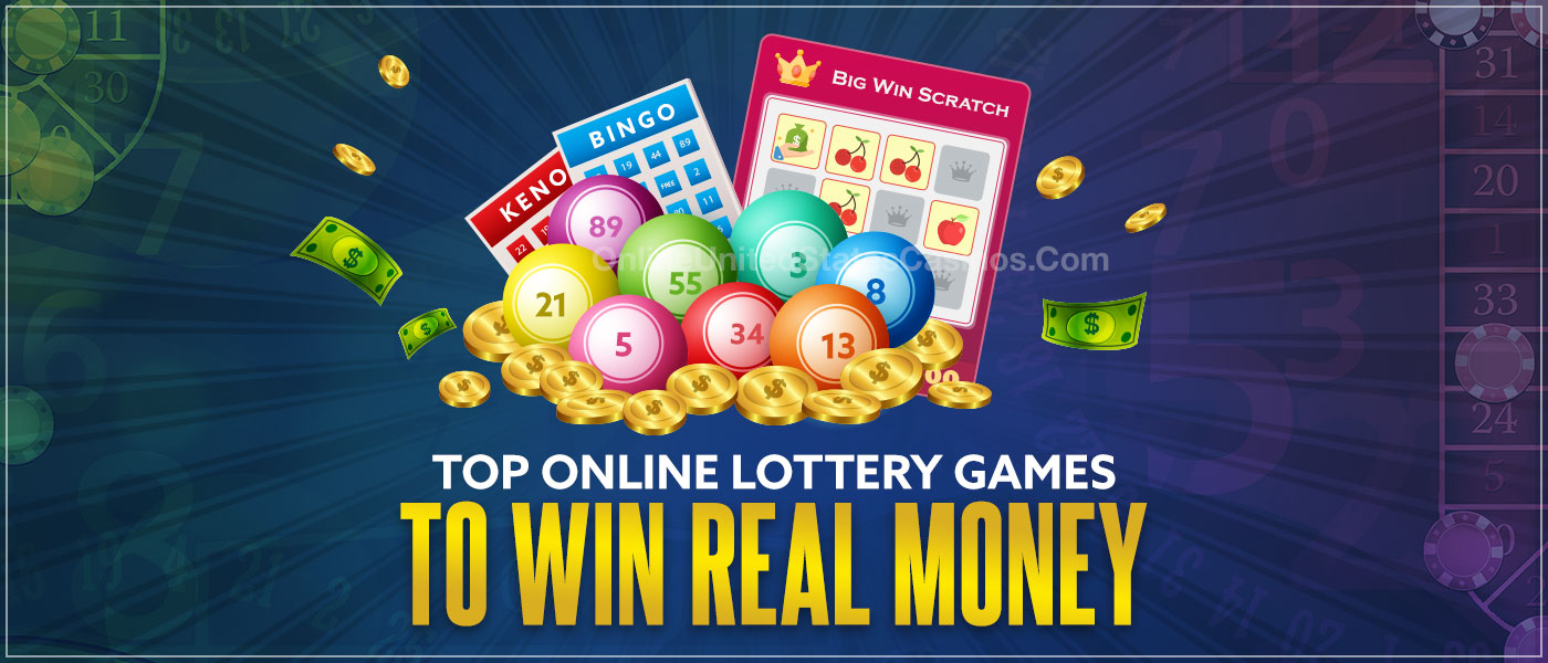 Top Online Lottery Games to Play For Real Money Blog Header
