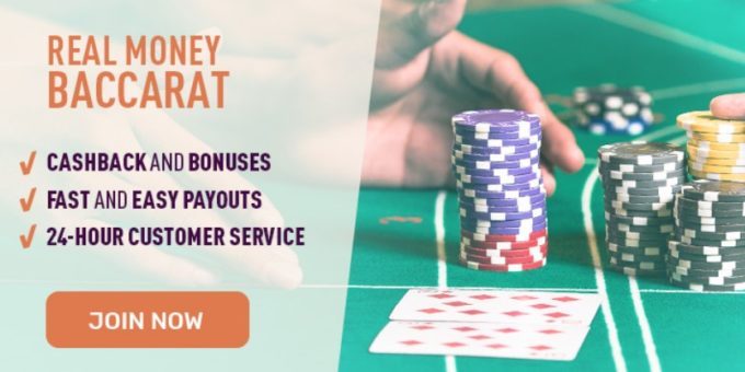 Cafe Casino Real Money Baccarat