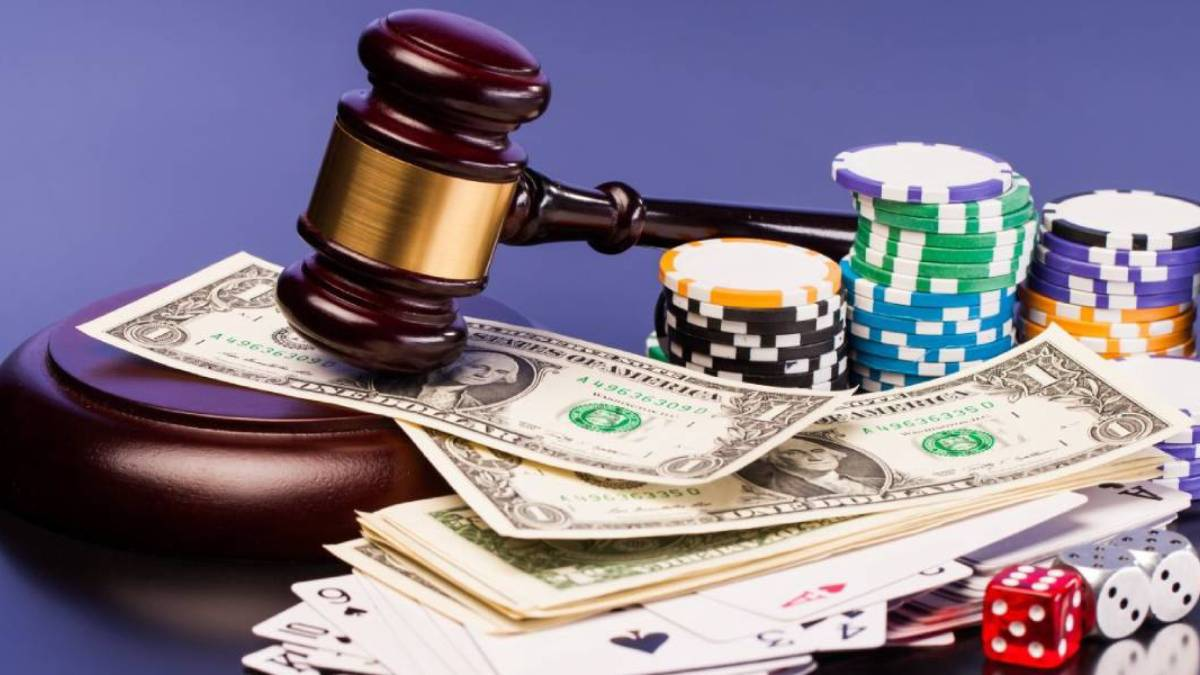 Colorado legalized Gambling
