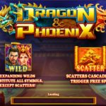 Dragons and Phoenix Online Slot Game Intro