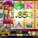 Dragons and Phoenix Online Slot Gameplay