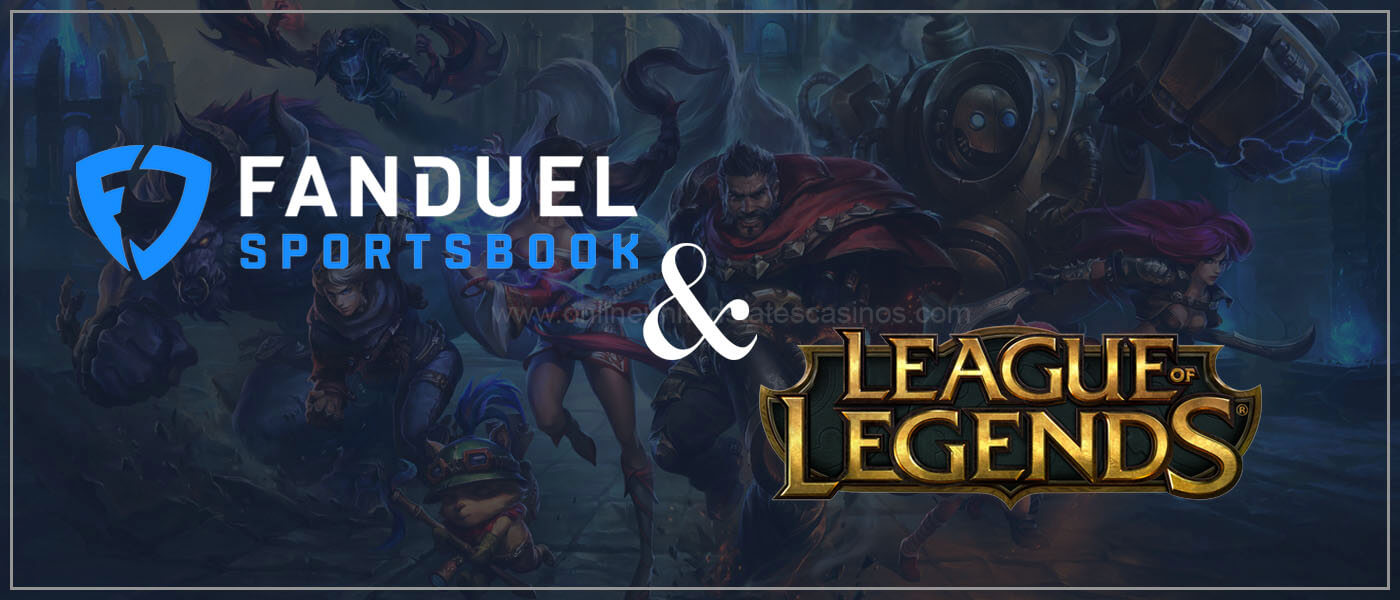 FanDuel Takes First E-Sports Wager With League Of Legends