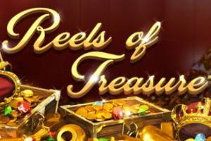 Reels of Treasure Logo