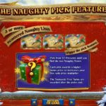 The Naughty List Online Slot Pick Feature