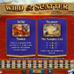 The Naughty List Online Slot Wild and Scatter Info