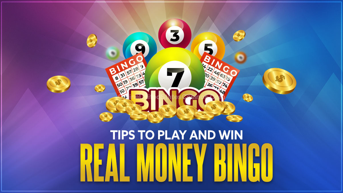 Tips to Play Real Money Bingo Online