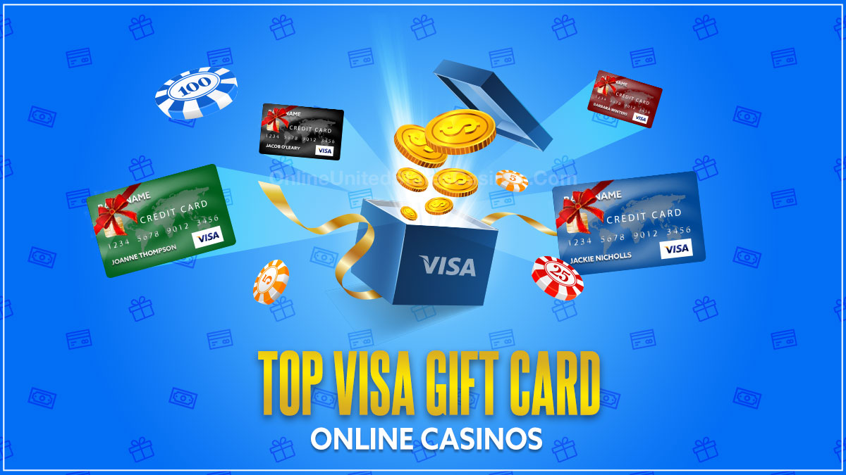 Visa Gift Card Online Casinos
