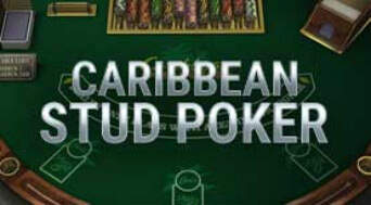 Table Games Caribbean Stud Table Poker