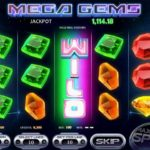 Mega Gems Online Slot Game Wild