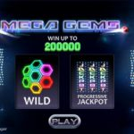 Mega Gems Online Slot Intro
