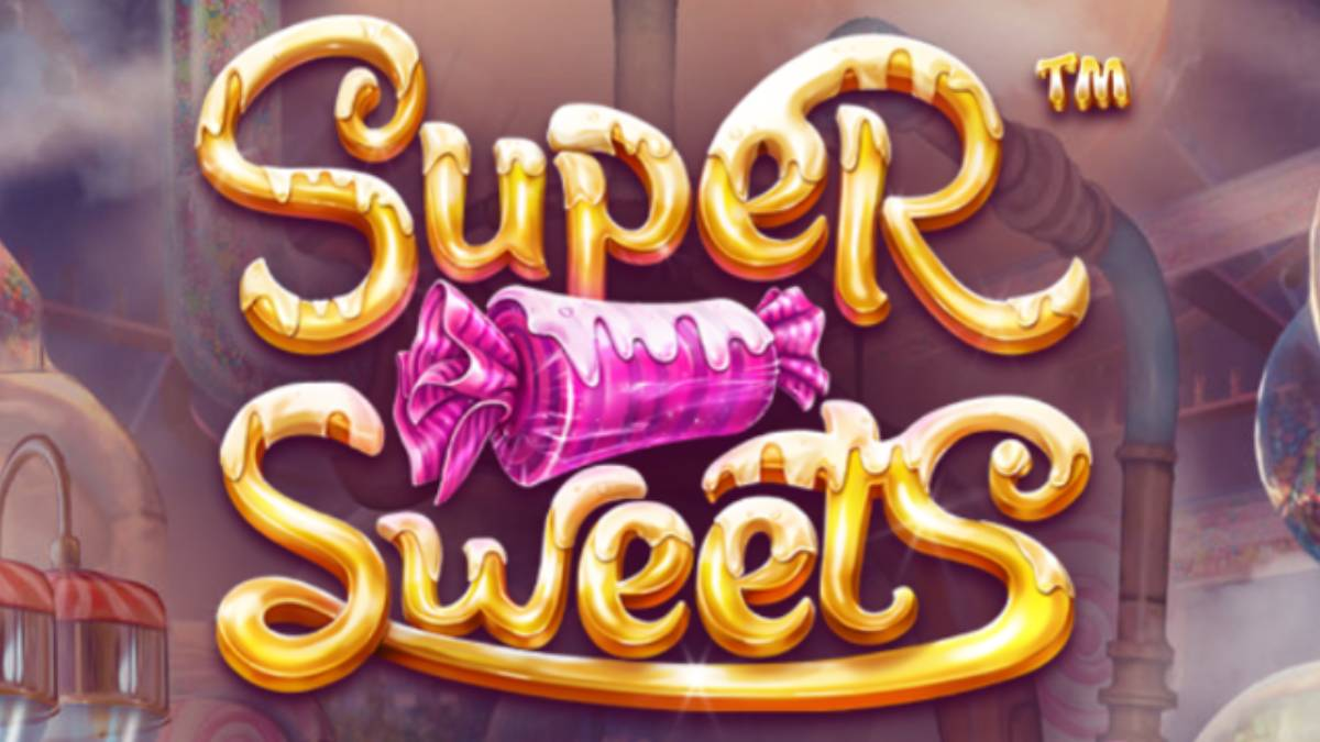 Super Sweets Online Slot Featured Image