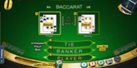 Baccarat Online Table Game Slot Madness