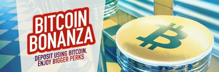 Cafe Casino Bitcoin Bonanza Bonus
