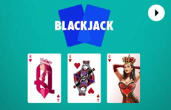 Cafe Casino Blackjack Game