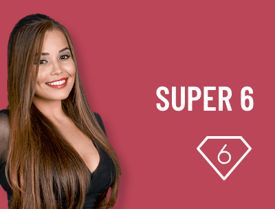 Cafe Casino Live Dealer Super 6