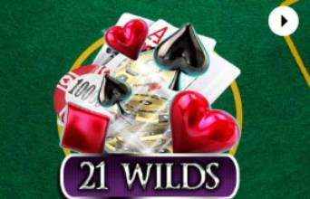 Cafe Casino Slot Game 21 Wilds