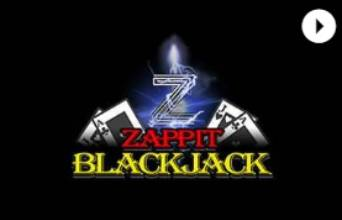 Cafe Casino Zappit Blackjack