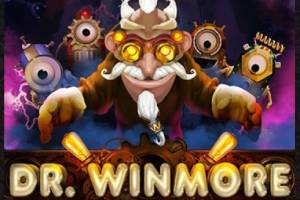 Red Dog Casino Slots Dr. Winmore Logo