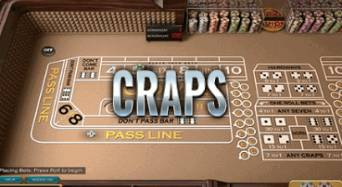 MyBookie Craps Table Game
