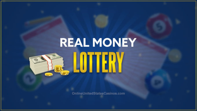Real Money Lottery Games Online Featured Image