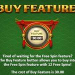 Spring Tails Online Slot Buy Feature