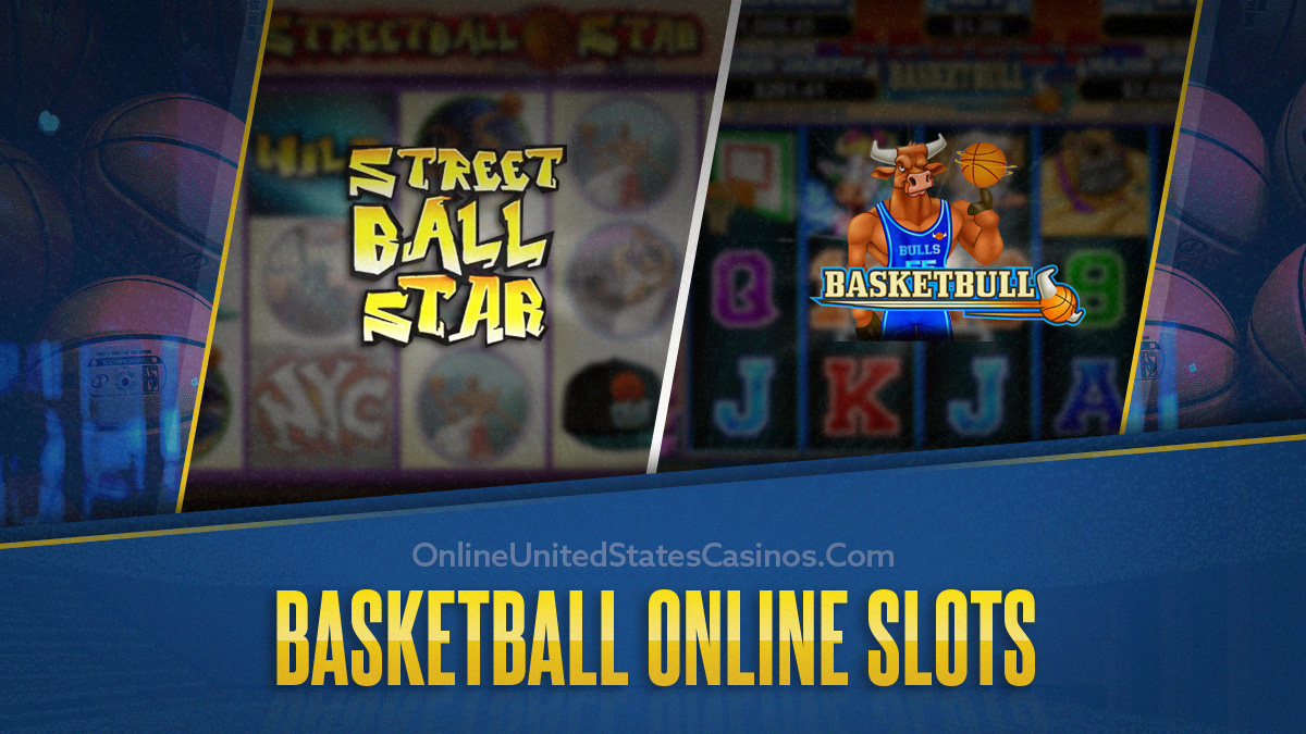 Basketball Real Money Online Slots