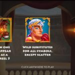 Caesar's Victory Online Slot Wild and Jackpot