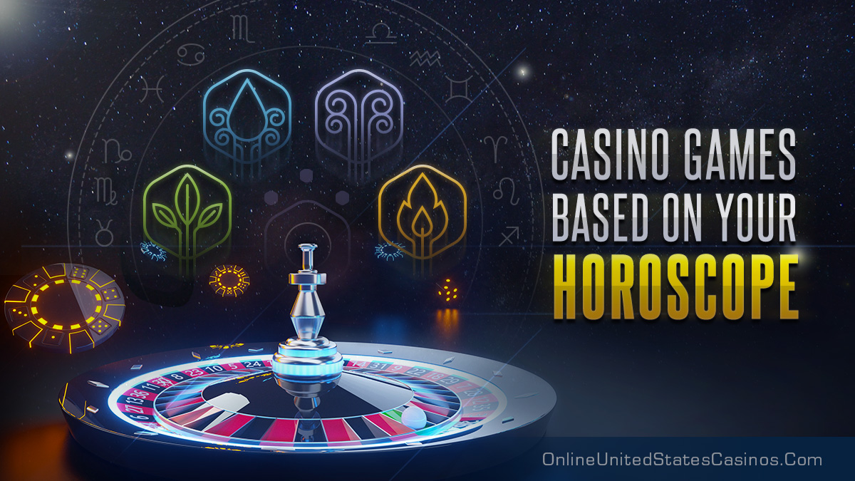Casino Games based on your horoscope