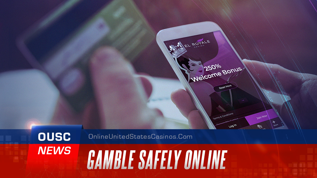 Gamble Safely Online at Home
