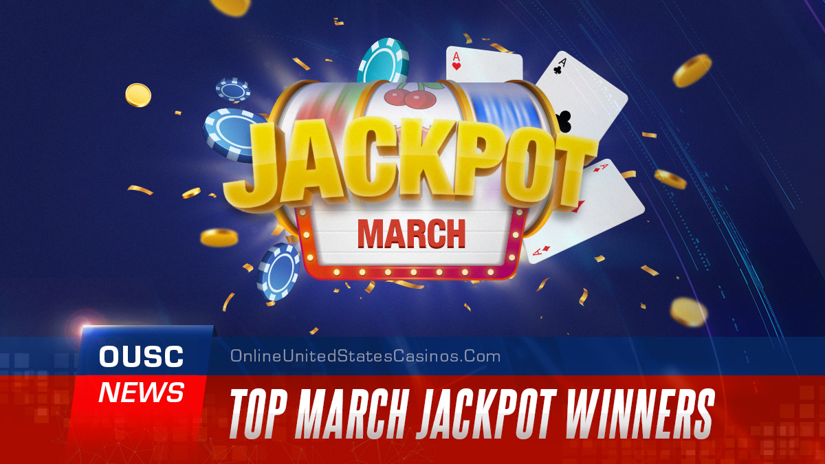 March Jaskpot Winners