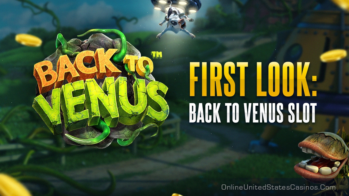 Back To Venus Header Image