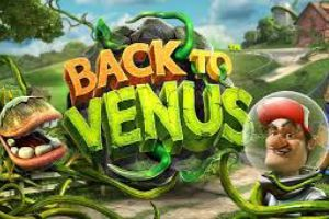 Back to Venus Online Slot Logo