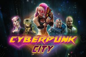 Cyberpunk City Logo