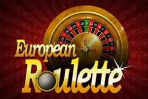Red Dog Casino Table Games European Roulette Logo