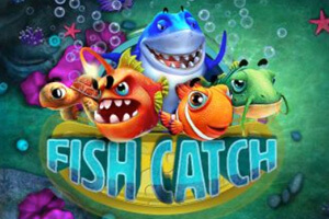 Red Dog Casino Specialty Games Fish Catch Logo