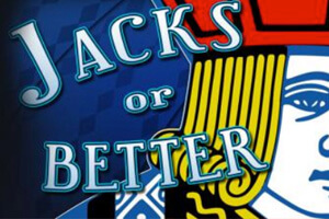 Red Dog Casino Video Poker Jacks or Better Logo