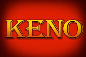 Red Dog Casino Specialty Games Keno Logo