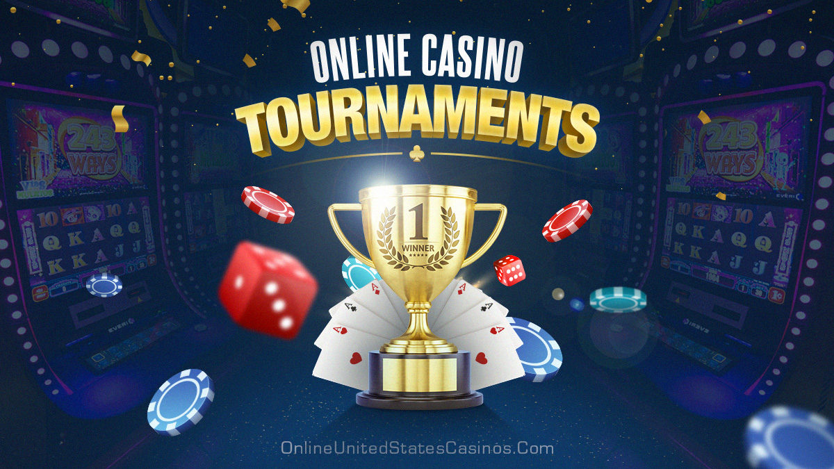 Online Casino Tournaments | Compete & Win Real Money