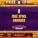 Real Money Online Slot Game Rhino Mania 8 Free Spins