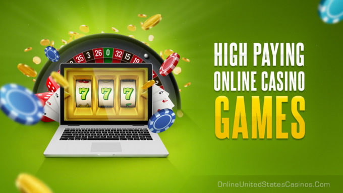high payout online casino games
