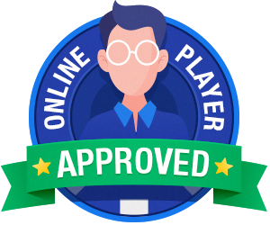 Online Casino Player Approved